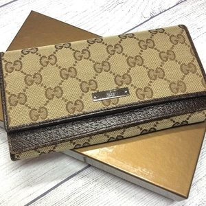 💯% Authentic GUCCI • Wallet